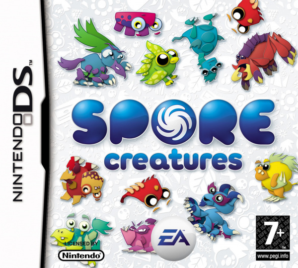 Spore Cover Artwork