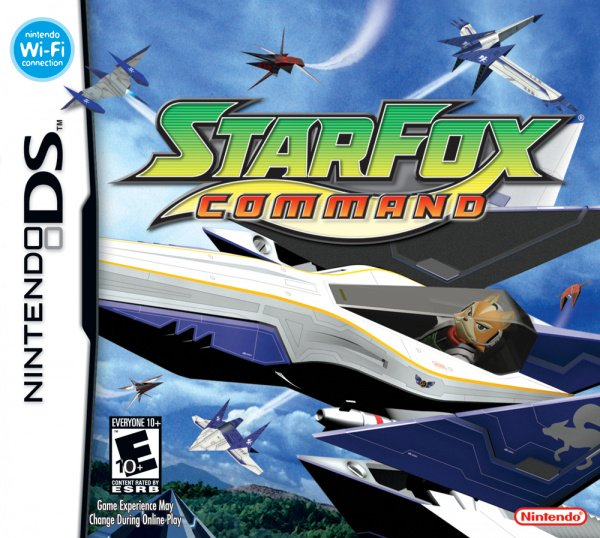 Star Fox Command Cover Artwork