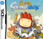 Super Scribblenauts Cover (Click to enlarge)