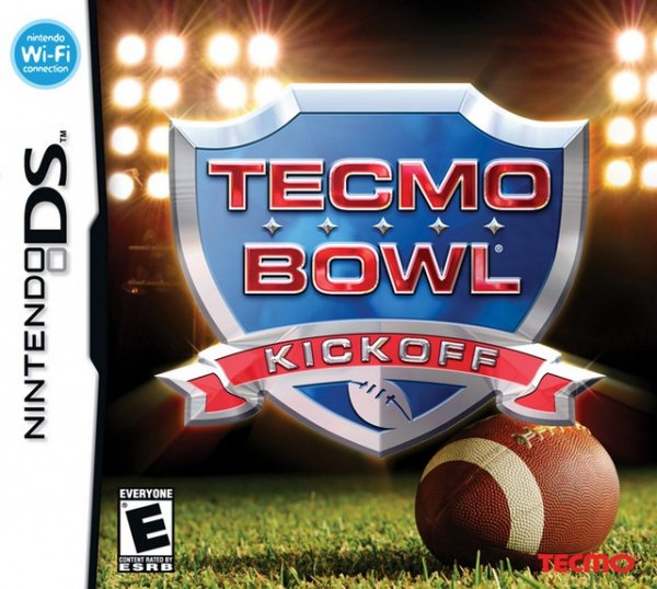 Tecmo Bowl: Kickoff Cover Artwork