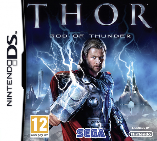 Thor: God of Thunder Cover Artwork