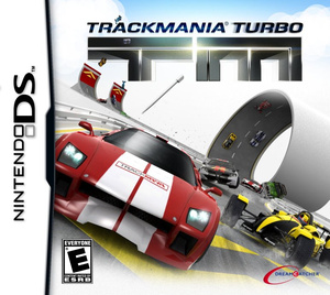 TrackMania Turbo Cover Artwork