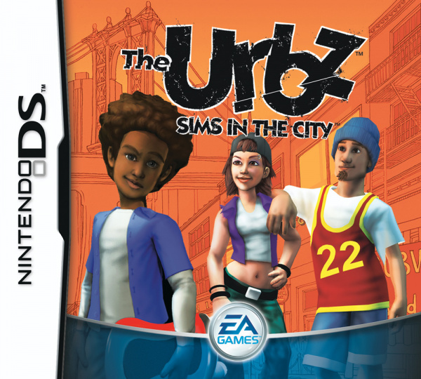 The Urbz: Sims in the City Cover Artwork