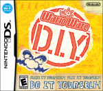 WarioWare: D.I.Y. Cover (Click to enlarge)