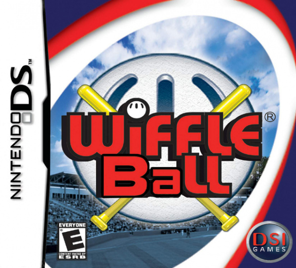Wiffle Ball Cover Artwork