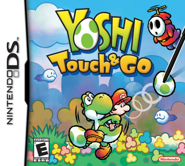 Yoshi Touch & Go Cover Artwork