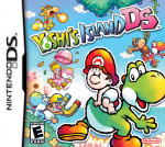 Yoshi's Island DS Cover (Click to enlarge)
