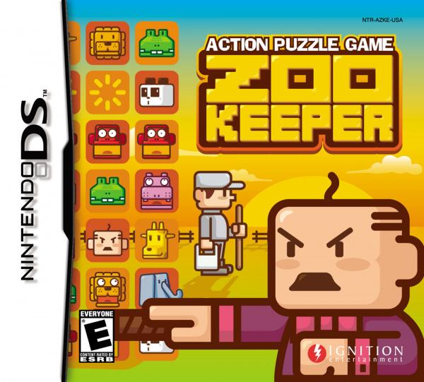 zoo keeper games