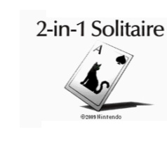 2-in-1 Solitaire Cover Artwork