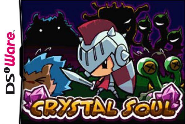 3 Heroes - Crystal Soul Cover Artwork