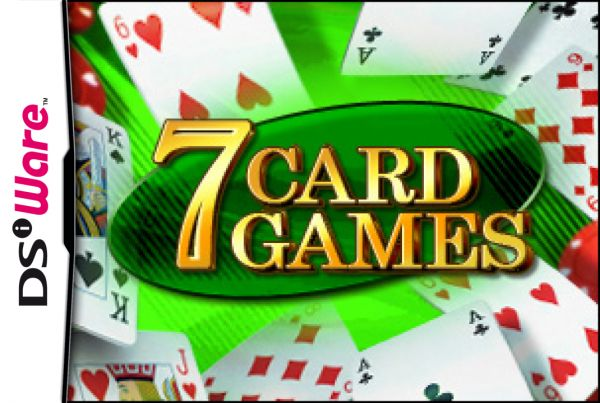 7 Card Games Cover Artwork