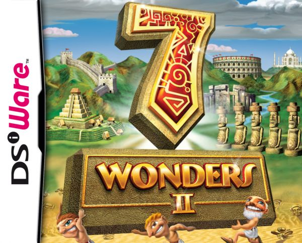 7 Wonders II Cover Artwork