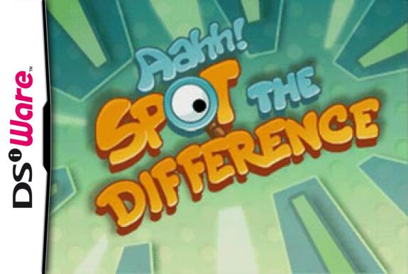 Aahh! Spot the Difference