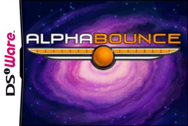 AlphaBounce Cover Artwork