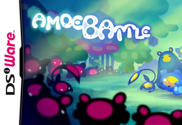 Amoebattle Cover Artwork