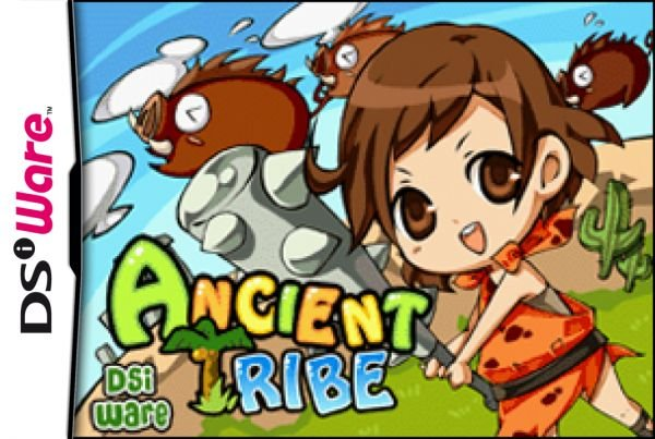 Ancient Tribe Cover Artwork