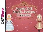Anne's Doll Studio: Antique Collection Cover (Click to enlarge)