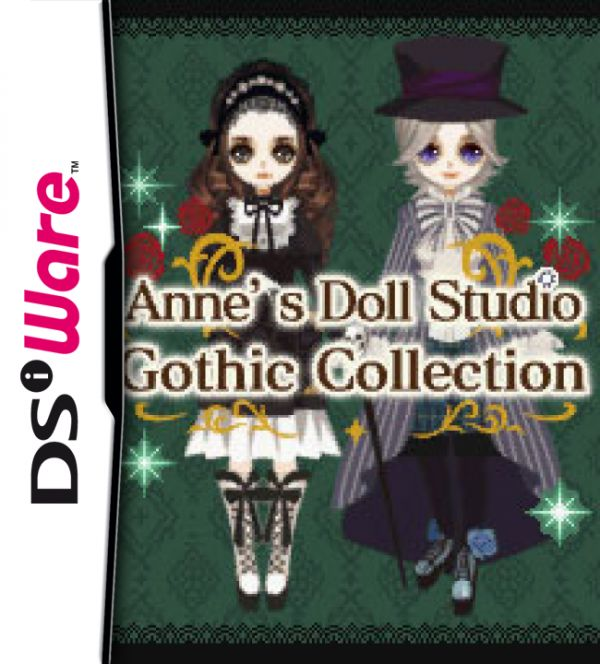 Anne's Doll Studio: Gothic Collection Cover Artwork
