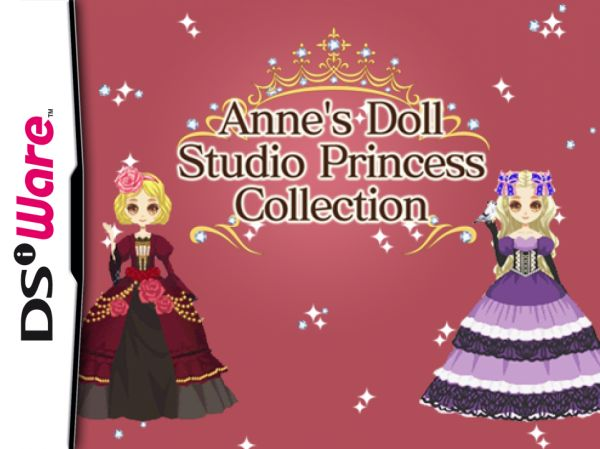 Annes Doll Studio Princess Collection