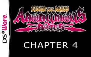 Anonymous Notes Chapter 4 - From the Abyss