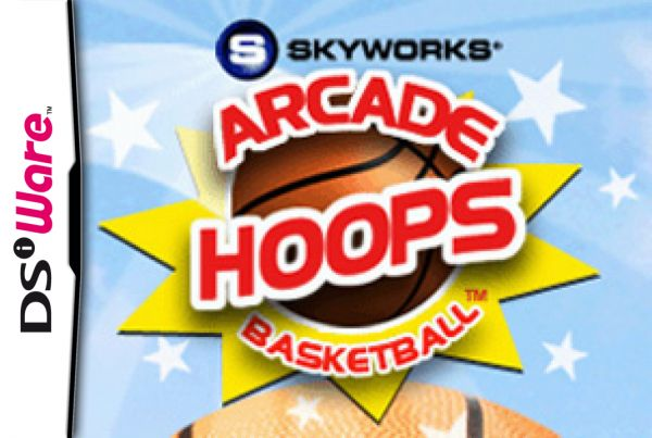 Arcade Hoops Basketball Cover Artwork