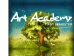 Art Academy: First Semester Cover (Click to enlarge)