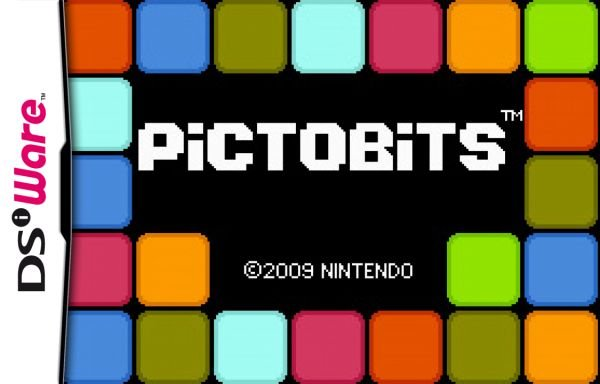 Art Style: PiCTOBiTS Cover Artwork