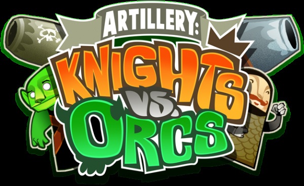Artillery: Knights vs. Orcs Cover Artwork