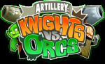 Artillery: Knights vs. Orcs Cover (Click to enlarge)