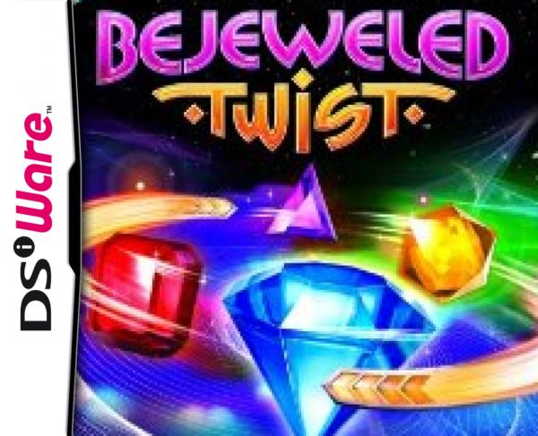 Bejeweled Twist Cover Artwork