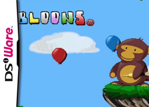 Bloons Cover Artwork
