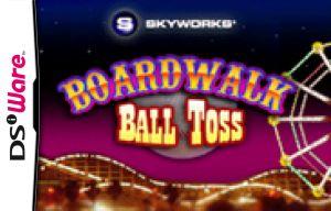 Boardwalk Ball Toss