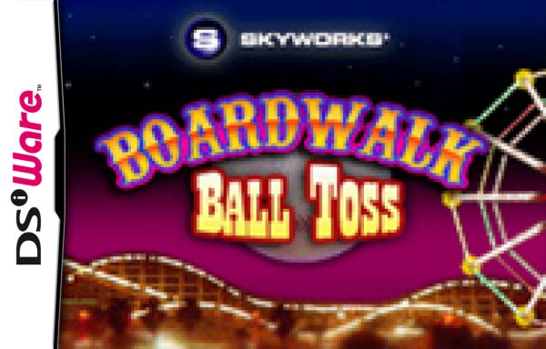 Boardwalk Ball Toss Cover Artwork