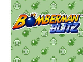 Bomberman Blitz Cover Artwork