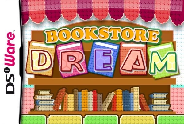 Bookstore Dream Cover Artwork