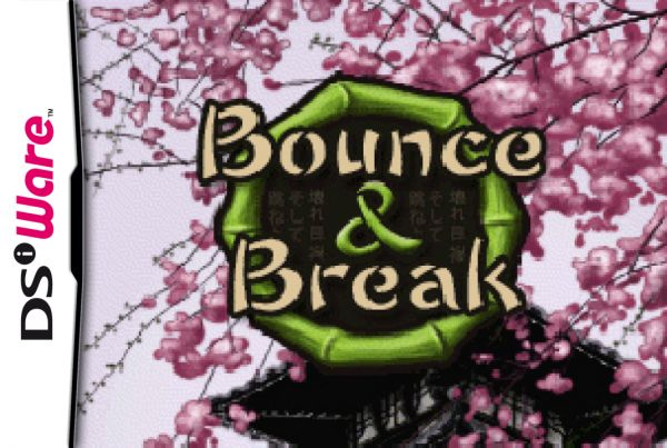 Bounce & Break Cover Artwork