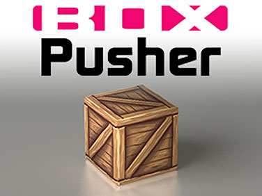 Box Pusher Cover Artwork