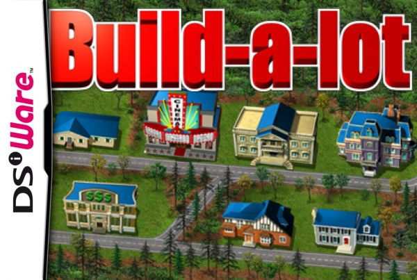 Build-a-lot Cover Artwork