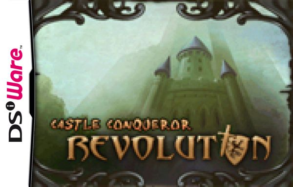 Castle Conqueror - Revolution Cover Artwork