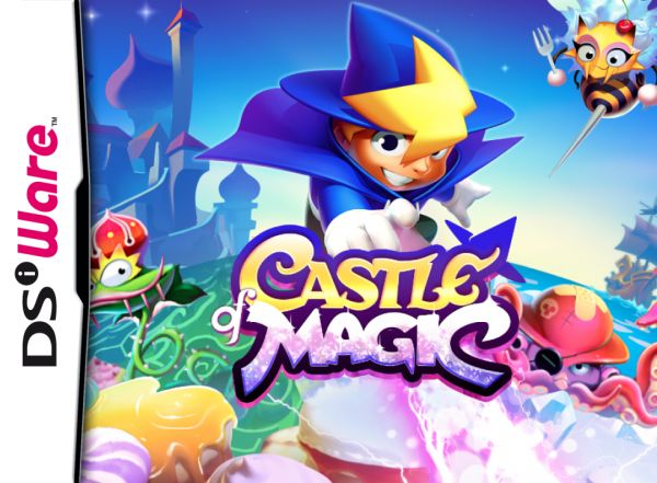 Castle of Magic Cover Artwork