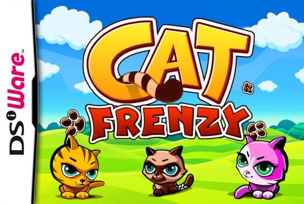 Cat Frenzy Cover Artwork