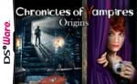 Chronicles of Vampires: Origins Cover (Click to enlarge)