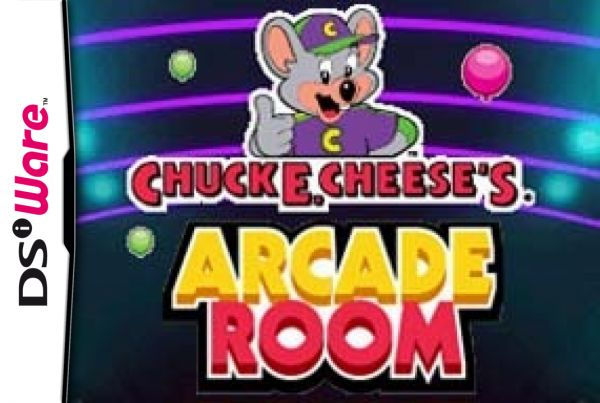 Chuck E. Cheese's Arcade Room Cover Artwork