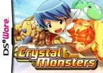 Crystal Monsters Cover (Click to enlarge)