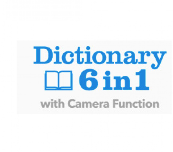 Dictionary 6 in 1 with Camera Function