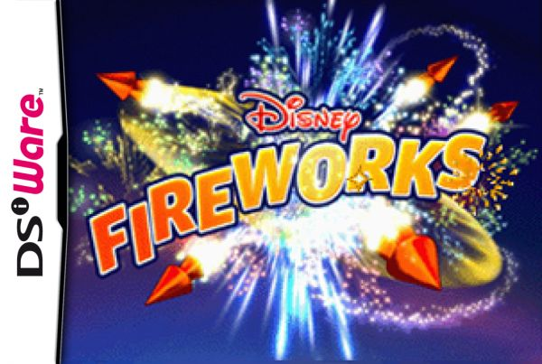 Disney Fireworks Cover Artwork