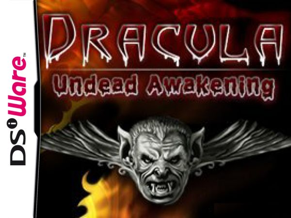 Dracula: Undead Awakening Cover Artwork