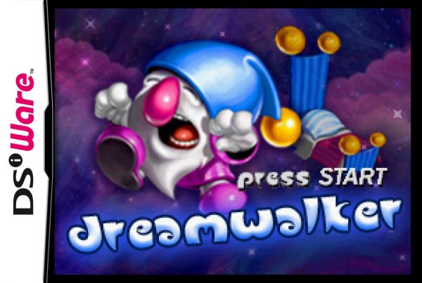 Dreamwalker Cover Artwork