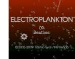 Electroplankton Beatnes Cover (Click to enlarge)