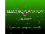 Electroplankton Hanenbow Cover (Click to enlarge)